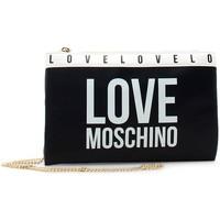 Väskor Dam Axelremsväskor Love Moschino JC4185PP1DLI0000 Svarta