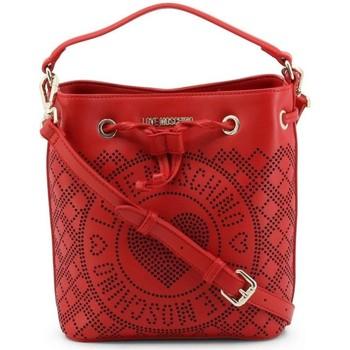 Väskor Dam Handväskor med kort rem Love Moschino JC4216PP0CKB150A Röda