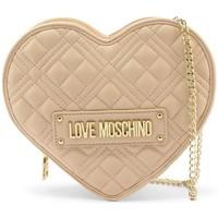Väskor Dam Axelremsväskor Love Moschino JC4132PP1DLA0107 Beige