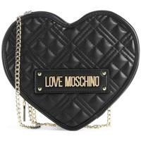 Väskor Dam Axelremsväskor Love Moschino JC4132PP1DLA0000 Svarta