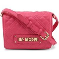 Väskor Dam Axelremsväskor Love Moschino JC4002PP1CLA0604 Rosa