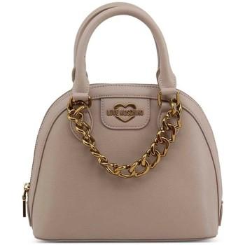 Väskor Dam Handväskor med kort rem Love Moschino JC4094PP1BLO0001 Beige