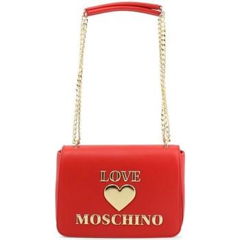 Väskor Dam Handväskor med kort rem Love Moschino JC4035PP1BLE0500 Röda