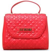Väskor Dam Handväskor med kort rem Love Moschino JC4206PP0CKA0500 Röda