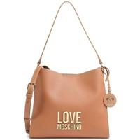 Väskor Dam Handväskor med kort rem Love Moschino JC4191PP1DLJ020A Beige