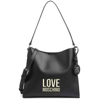 Väskor Dam Axelväskor Love Moschino JC4191PP1DLJ000A Svarta, Röda