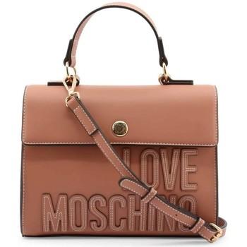 Väskor Dam Handväskor med kort rem Love Moschino JC4177PP1DLH0611 Rosa