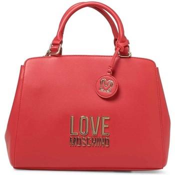 Väskor Dam Handväskor med kort rem Love Moschino JC4192PP1DLJ050A Röda