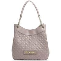 Väskor Dam Handväskor med kort rem Love Moschino JC4014PP1DLA0001 Lila