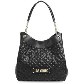 Väskor Dam Handväskor med kort rem Love Moschino JC4014PP1DLA0000 Svarta