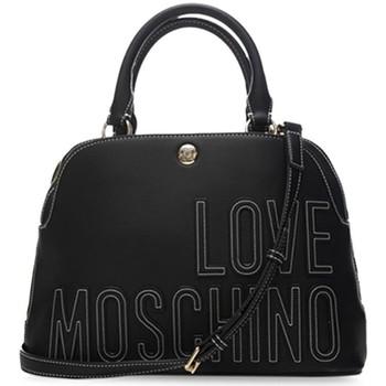 Väskor Dam Handväskor med kort rem Love Moschino JC4176PP1DLH0000 Svarta