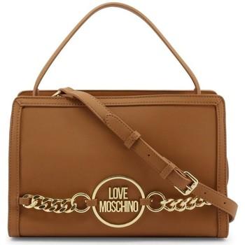 Väskor Dam Handväskor med kort rem Love Moschino JC4153PP1DLE0201 Bruna