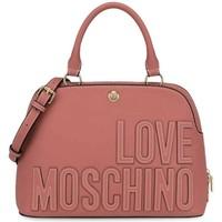Väskor Dam Handväskor med kort rem Love Moschino JC4176PP1DLH0611 Rosa