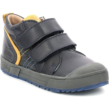 Skor Barn Höga sneakers Aster Chaussures enfant  Biboc bleu marine