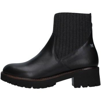 Skor Dam Boots CallagHan 13436 BLACK