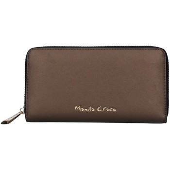Väskor Dam Plånböcker Manila Grace D227EU BRONZE