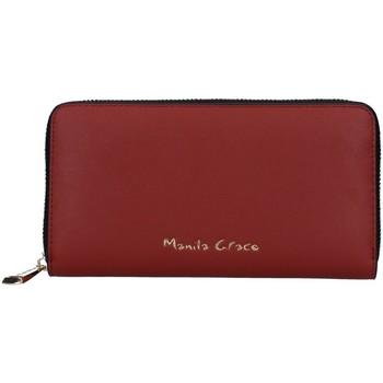 Väskor Dam Plånböcker Manila Grace D227EU RED