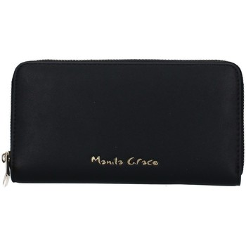 Väskor Dam Plånböcker Manila Grace D227EU BLACK