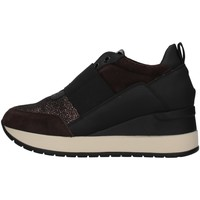 Skor Dam Sneakers Melluso R25535 BRONZE