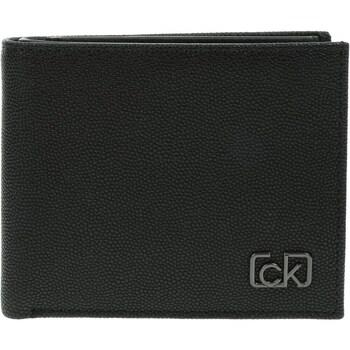 Väskor Herr Plånböcker Calvin Klein Jeans Biflod 5CC W Coin Svarta