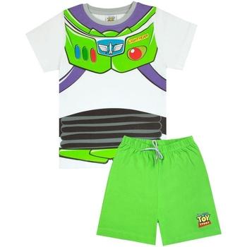 textil Pojkar Pyjamas/nattlinne Toy Story  Vit/grön