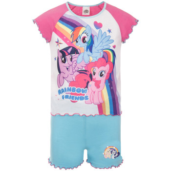 textil Flickor Pyjamas/nattlinne My Little Pony  Rosa/blå