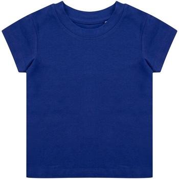 textil Dam T-shirts Larkwood LW620 Kunglig blå