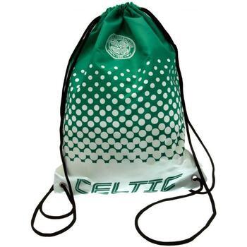 Väskor Sportväskor Celtic Fc  Grön/vit
