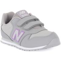 Skor Pojkar Sneakers New Balance WNG PV500 Grigio