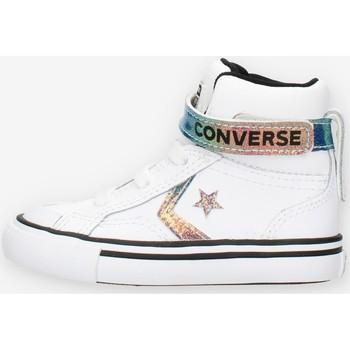 Skor Flickor Höga sneakers Converse 771534 Vit
