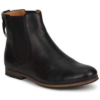 Skor Dam Boots Aigle MONTAIGU Svart