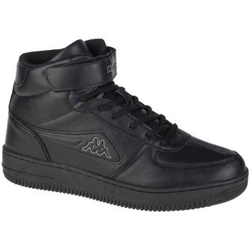 Skor Herr Höga sneakers Kappa Bash Mid Noir
