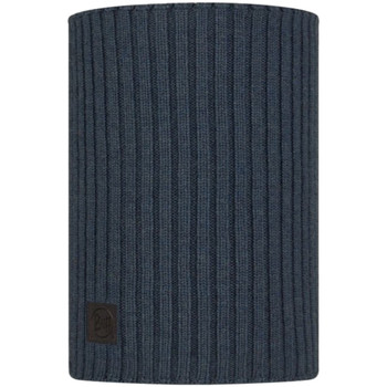 Accessoarer Halsdukar Buff Norval Merino Neckwarmer Bleu marine