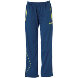 textil Dam Byxor Kempa Pantalon Femme Curve Classic bleu/jaune