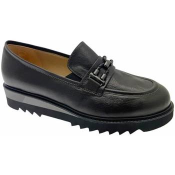 Skor Dam Loafers Donna Soft DOSODS1199ne grigio
