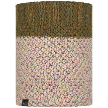 Accessoarer Dam Halsdukar Buff Janna Knitted Fleece Neckwamer Rose