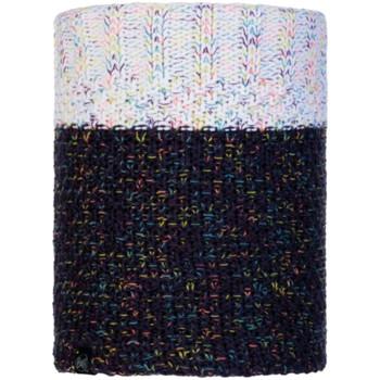 Accessoarer Halsdukar Buff Janna Knitted Fleece Neckwamer Bleu marine