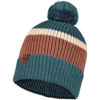 Accessoarer Mössor Buff Elon Knitted Hat Bleu
