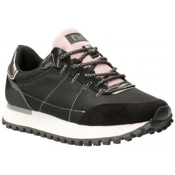 Skor Dam Sneakers Etika 55948 svart