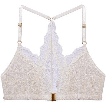 Underkläder Dam Triangel- & bygelfri bh Underprotection SS2041 CRE Beige