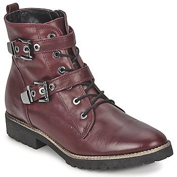 Skor Dam Boots Carvela SIMMY Bordeaux
