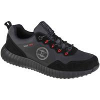 Skor Herr Sneakers Big Star Shoes Noir