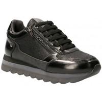 Skor Dam Sneakers Etika 55955 svart