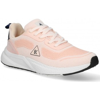 Skor Dam Sneakers Etika 55409 rosa