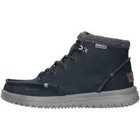 Skor Herr Höga sneakers Hey Dude 11330 BLUE