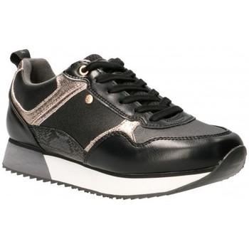 Skor Dam Sneakers Etika 55952 svart