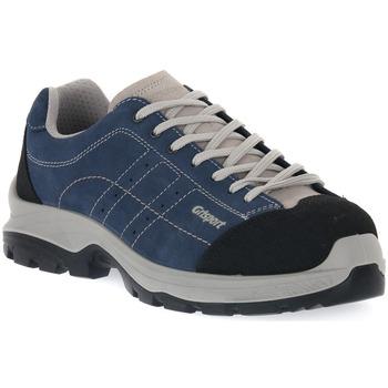 Skor Herr Sneakers Grisport MONZA S1 P SRC Blu