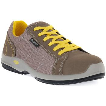 Skor Herr Sneakers Grisport ELBA S1 P SRC Beige