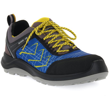 Skor Herr Sneakers Grisport SPEED S1 P SRC Blu