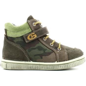 Skor Barn Höga sneakers Grunland PP0142 Grön